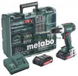 Metabo BS 18 LT Mobiele workshop