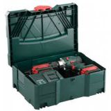 Metabo - Boorschroefmachine BS 18 LTX Quick2x4,0 Ah Li-Power ASC 30 in koffer
